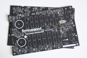Syncussion SY-1 Kit PCBs