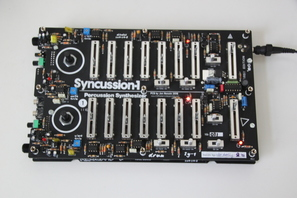 Syncussion SY-1 assembled Boards
